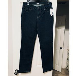 NWT Old Navy straight leg jeans